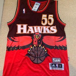 Mutombo Hawks Jersey